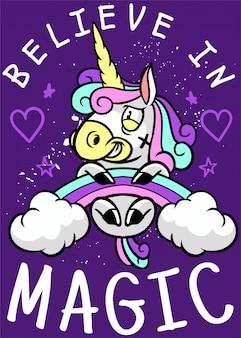 Crois en la magie