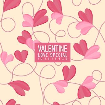 Croissance heartgs - spécial valentine