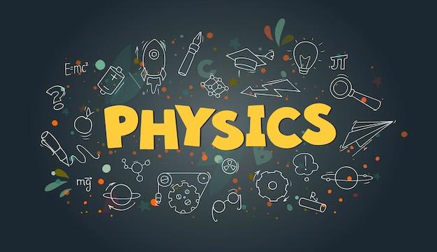 Croquis de la physique.