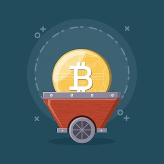 Crypto-monnaie minière