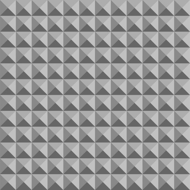 Cube de texture en métal construire abstrait modèle sans couture