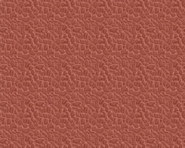 Cuir de texture transparente