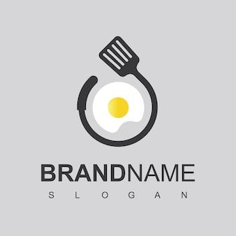 Cuisine logo café et restaurant symbole