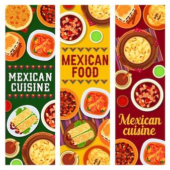Cuisine mexicaine ragoût de haricots de boeuf chili con carne