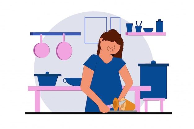 Cuisinez à la maison