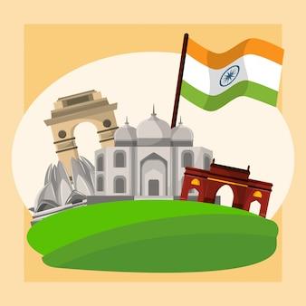 Culture et voyages en inde