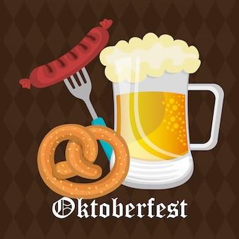 Cultures allemandes et conception de festivals oktober.