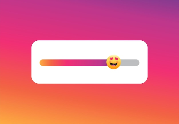 Curseur emoji instagram