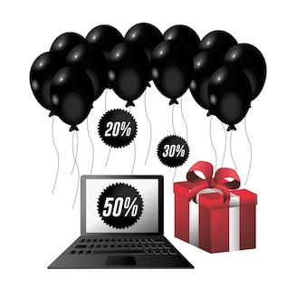 Cyber lundi offre de faire des achats en ligne avec la technologie portable