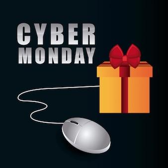 Cyber lundi saison de magasinage