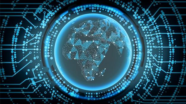 Cyber de technologie future