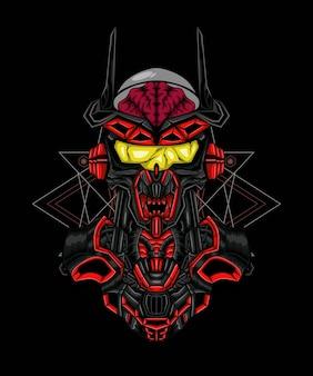Cyborg de guerre