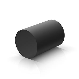 Cylindre noir