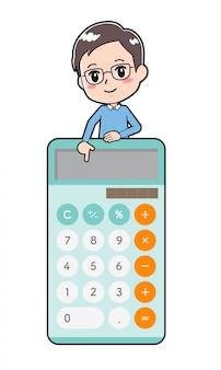 Dad_calculator-down en ligne