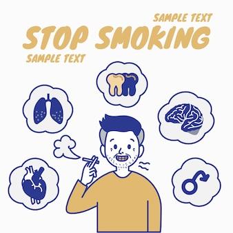 Danger de fumer