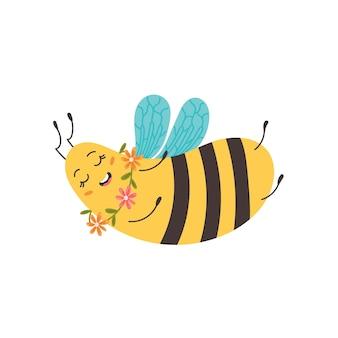 Danse des abeilles hawaïennes