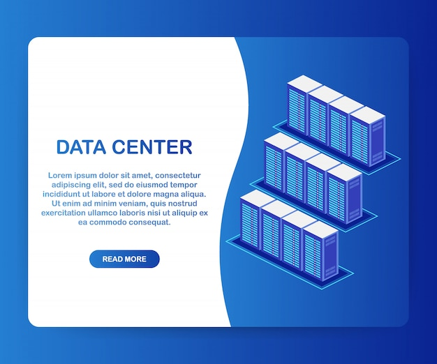 Data center cloud connection hosting server computer information database synchronize technology. .