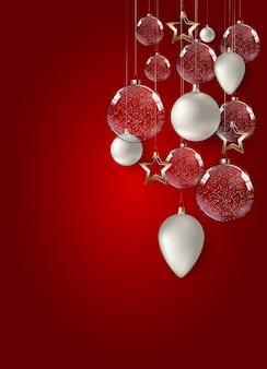 Décoration sur le thème de Noël