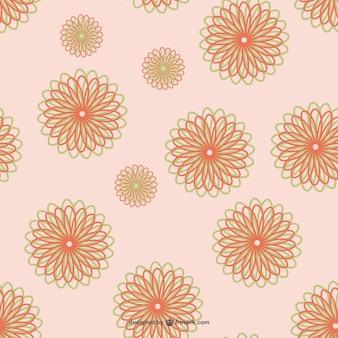 Decoratve seamless pattern