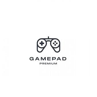 Décrire le logo du contrôleur de jeu