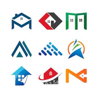 Définir l'activité logo immobilier