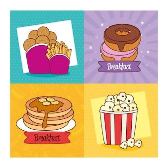 Définir des affiches de délicieux rapide