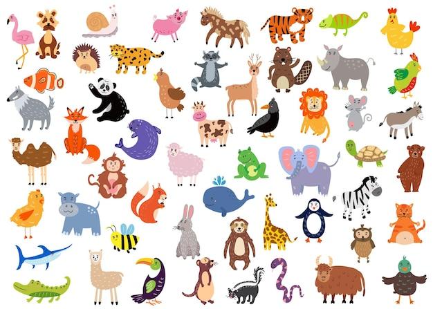 Définir des animaux mignons