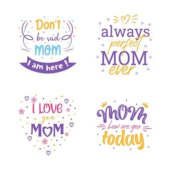 définir des citations pour la fête des mères