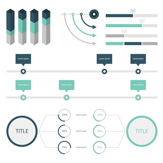 Définir les éléments de l'infographie