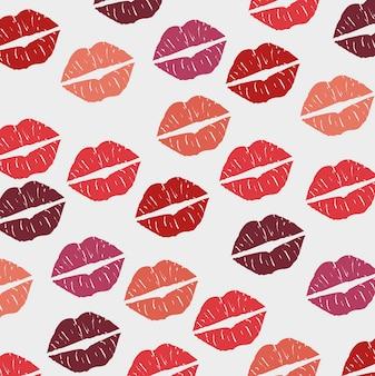 Définir les lèvres d