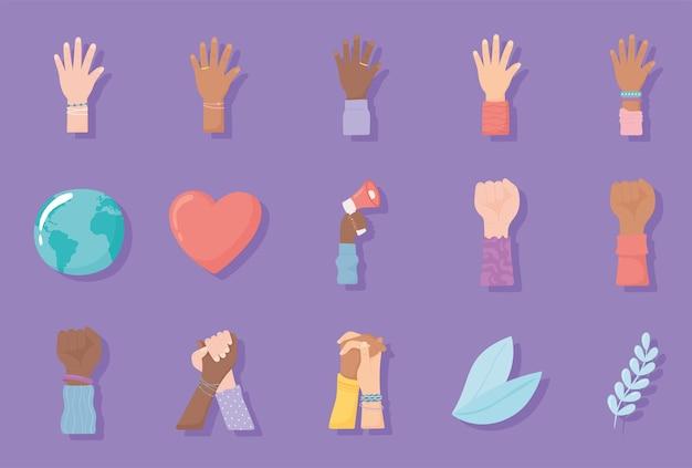 Définir la lutte contre les discriminations