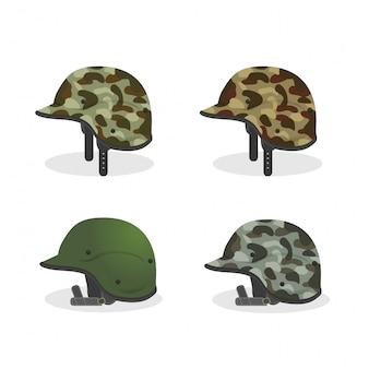 Définir l'objet casque militaire à la célébration des anciens combattants