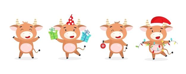 Définir si des vaches heureuses, symbole de l'année 2021
