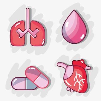 Définir un traitement diagnostique pour prendre soin du corps