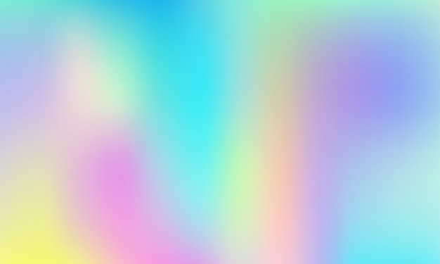 Dégradé de couleur dégradé abstrait fond doux