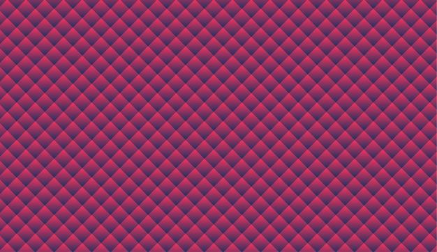 Dégradé de forme géométrique violet rouge sans soudure de fond