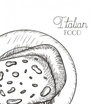 Délicieux fromage en dessin icône