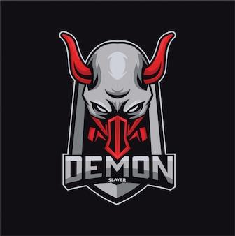 Demon esport logo