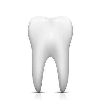 Dent isolée