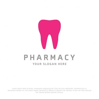 Dentiste pharmacy logo