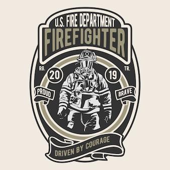 Département d'incendie américain