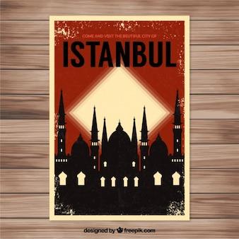 Dépliant istanbul