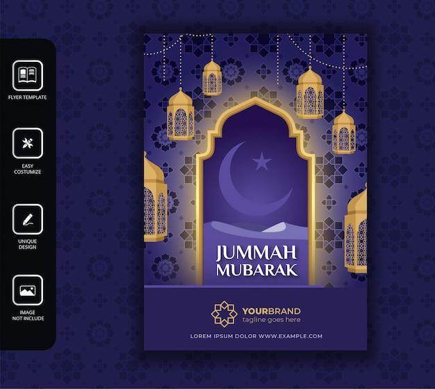 Dépliant ramadan karim