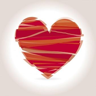 Desfragmented fond de coeur