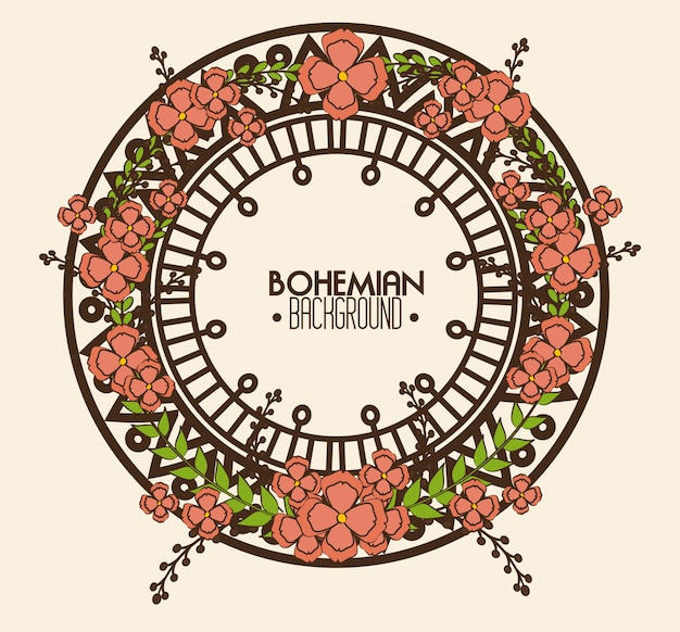 Design de bohème