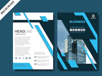 Design de brochure professionnelle Flyer professionnel