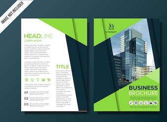 Design de brochure professionnelle Flyer professionnel