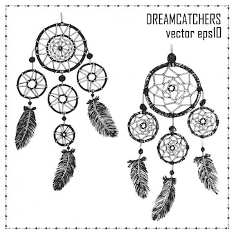 Design dreamcatchers