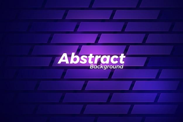 Design élégant abstrait