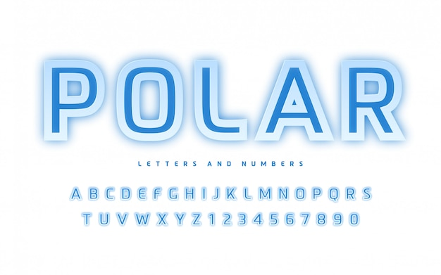 Design élégant sans lettres et chiffres serif